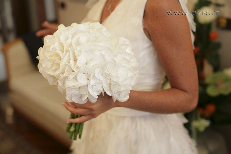 Bouquet Ortensie E Orchidee : Foto gallery rosso di seta wedding planner